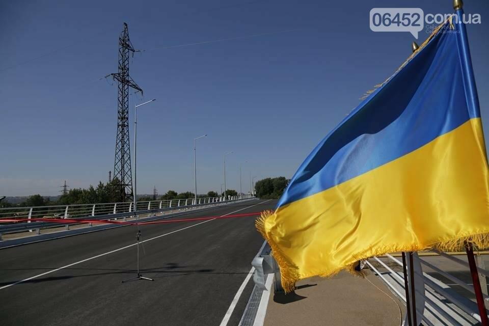 В Северодонецке открыли путепровод  по ул. Объездной (фото), фото-6