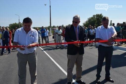 В Северодонецке открыли путепровод  по ул. Объездной (фото), фото-4
