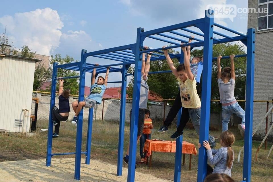 В Северодонецке состоялось открытие площадок для воркаута (фото), фото-10