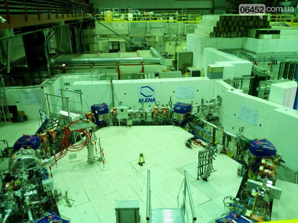 Единственная, со всей Украины, посетила Большой адронный коллайдер., фото-3