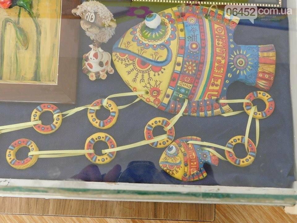 В Северодонецке открылась выставка детского творчества (фото), фото-4