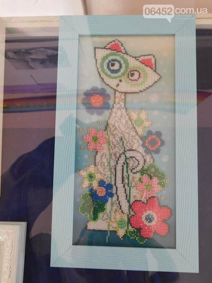 В Северодонецке открылась выставка детского творчества (фото), фото-5