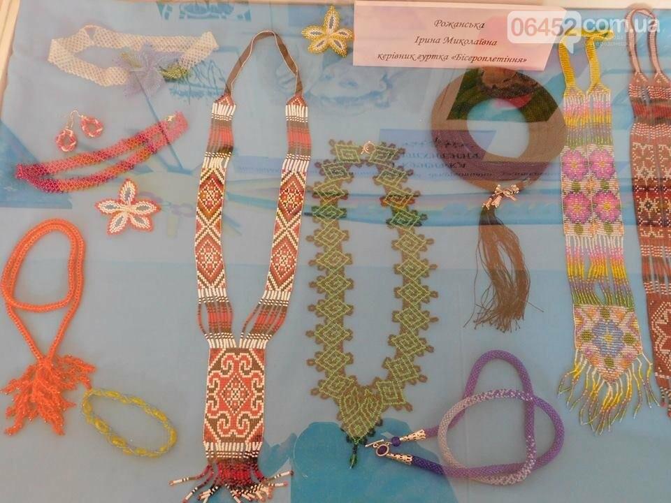 В Северодонецке открылась выставка детского творчества (фото), фото-8