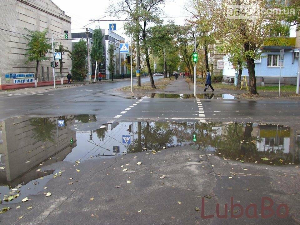 Северодонецк: От тротуаров остались рожки да ножки (фото), фото-4