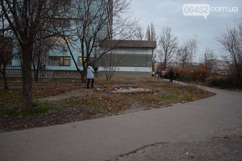 В Северодонецке демонтируют МАФы (фото), фото-4
