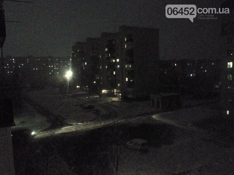 В Северодонецке выпал первый снег (фото), фото-3