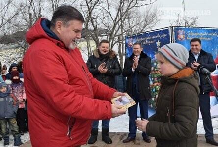 В Северодонецке открыли третий современный детский игровой комплекс (фото), фото-5