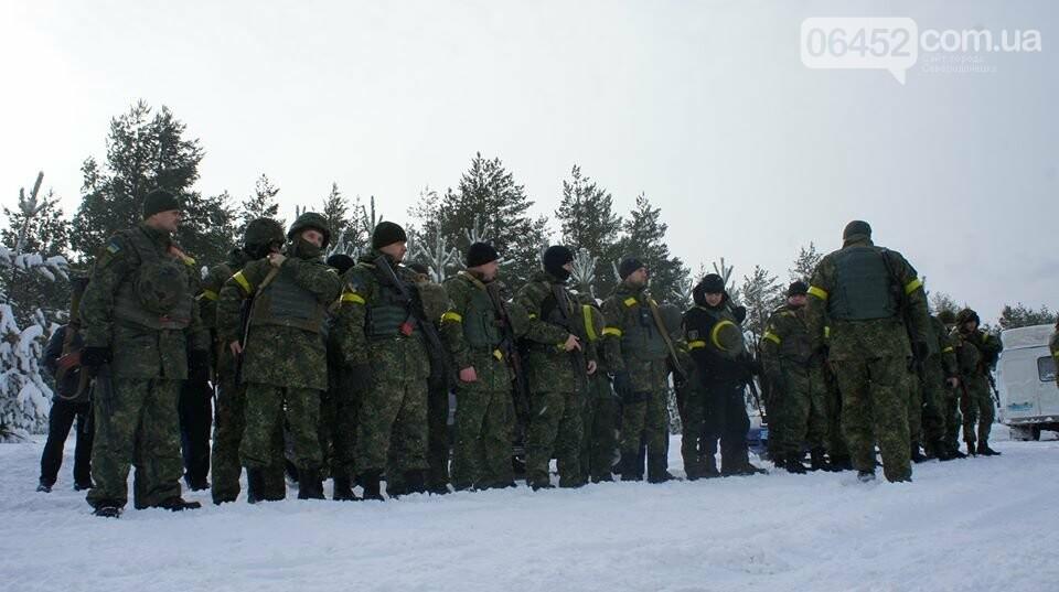 В Северодонецке прошли учения по освобождению заложников (фото), фото-14