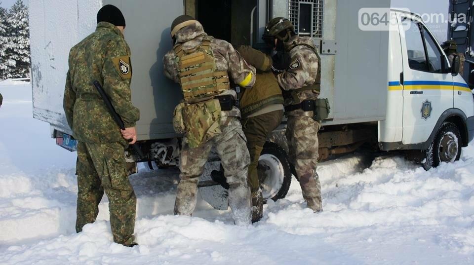 В Северодонецке прошли учения по освобождению заложников (фото), фото-7