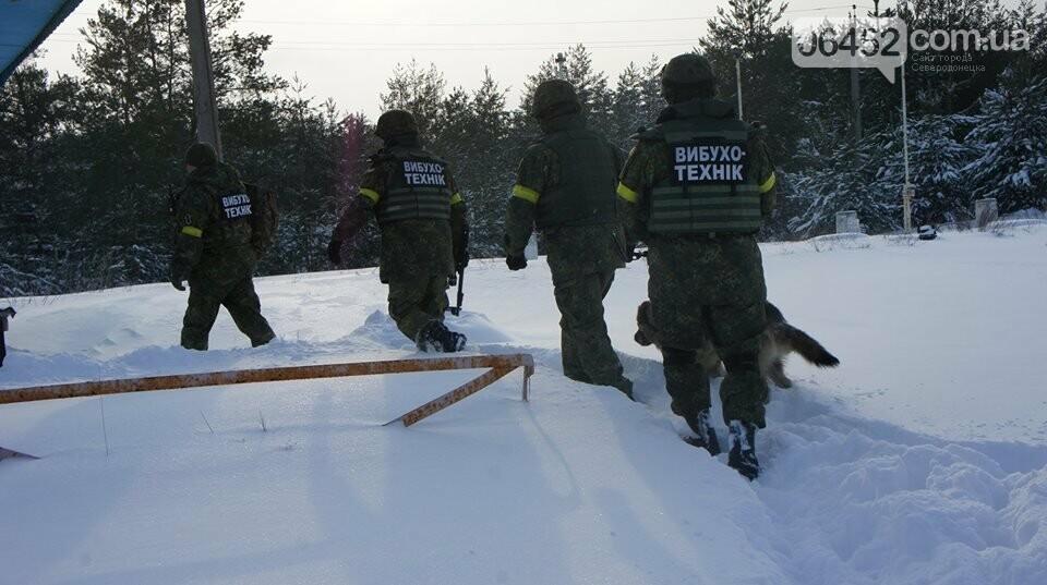 В Северодонецке прошли учения по освобождению заложников (фото), фото-3
