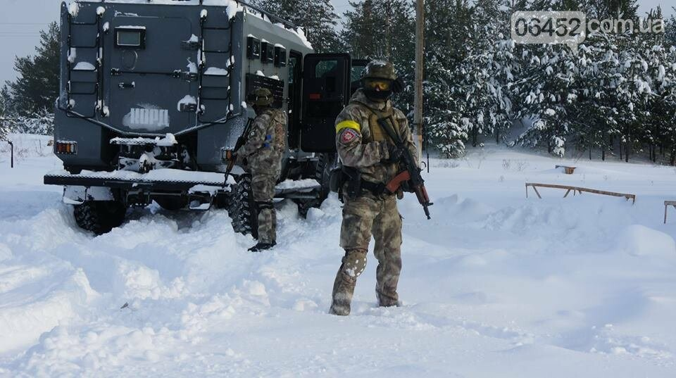 В Северодонецке прошли учения по освобождению заложников (фото), фото-11