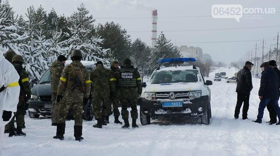 В Северодонецке прошли учения по освобождению заложников (фото), фото-16