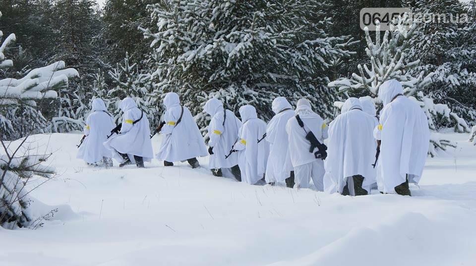 В Северодонецке прошли учения по освобождению заложников (фото), фото-17
