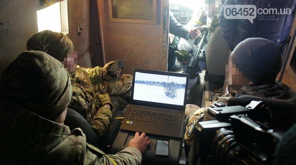 В Северодонецке прошли учения по освобождению заложников (фото), фото-12