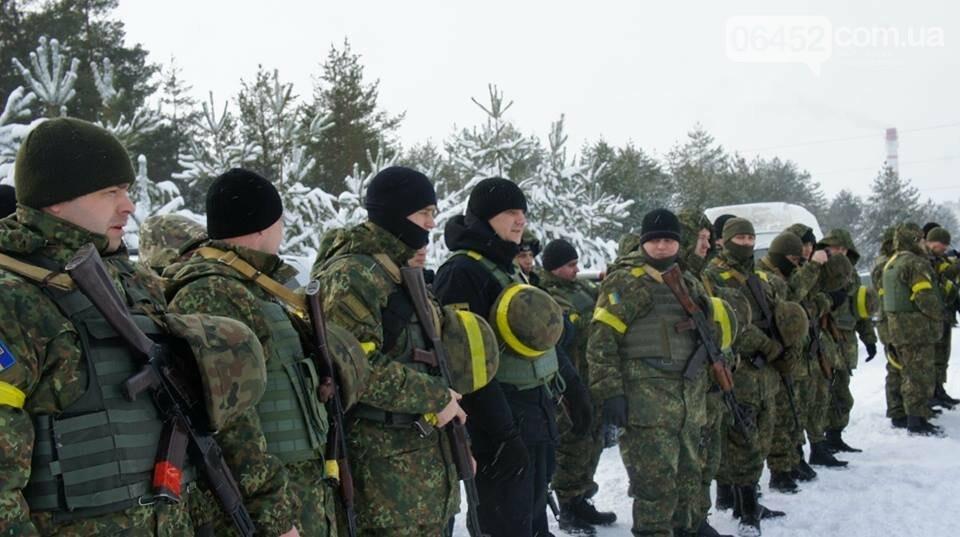 В Северодонецке прошли учения по освобождению заложников (фото), фото-13