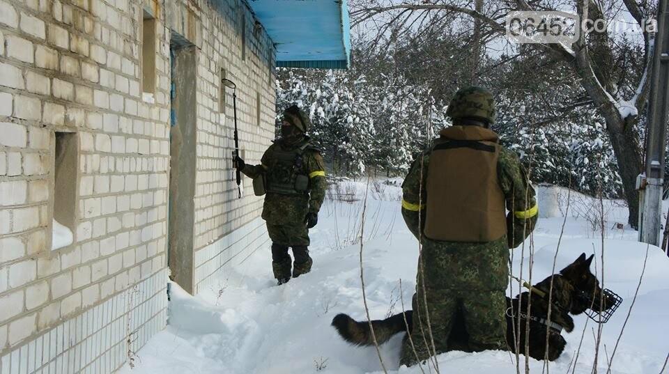 В Северодонецке прошли учения по освобождению заложников (фото), фото-2