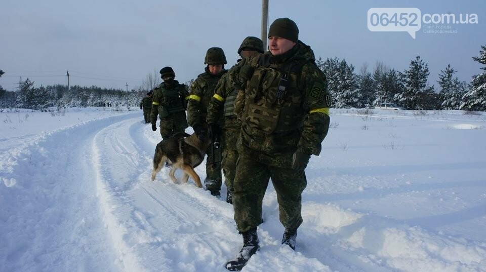 В Северодонецке прошли учения по освобождению заложников (фото), фото-4