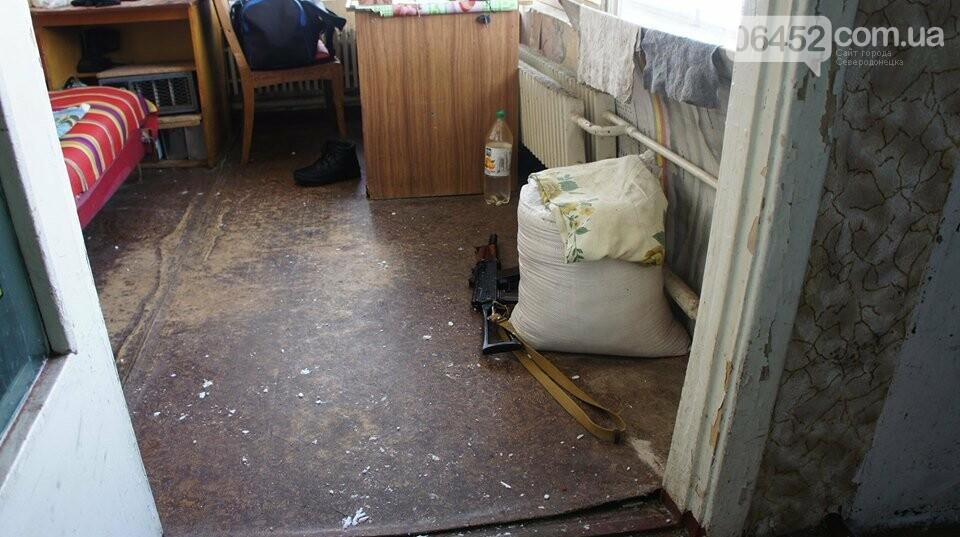 В Северодонецке прошли учения по освобождению заложников (фото), фото-5
