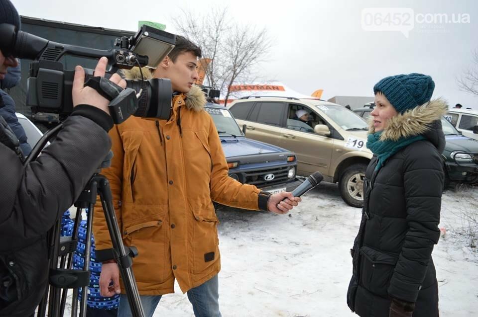Зимний «Джип-спринт» прошел в Северодонецке (фото), фото-1
