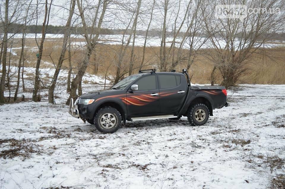 Зимний «Джип-спринт» прошел в Северодонецке (фото), фото-26