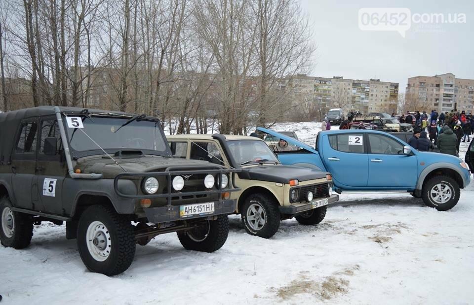 Зимний «Джип-спринт» прошел в Северодонецке (фото), фото-2