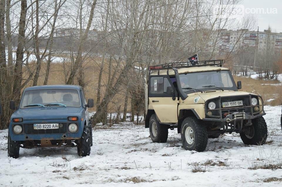 Зимний «Джип-спринт» прошел в Северодонецке (фото), фото-3