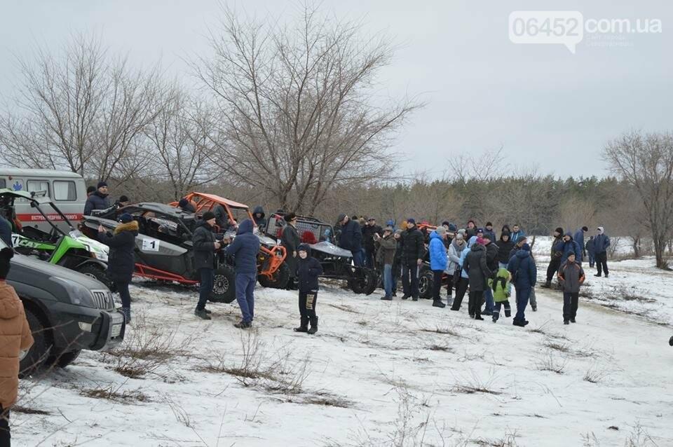 Зимний «Джип-спринт» прошел в Северодонецке (фото), фото-4