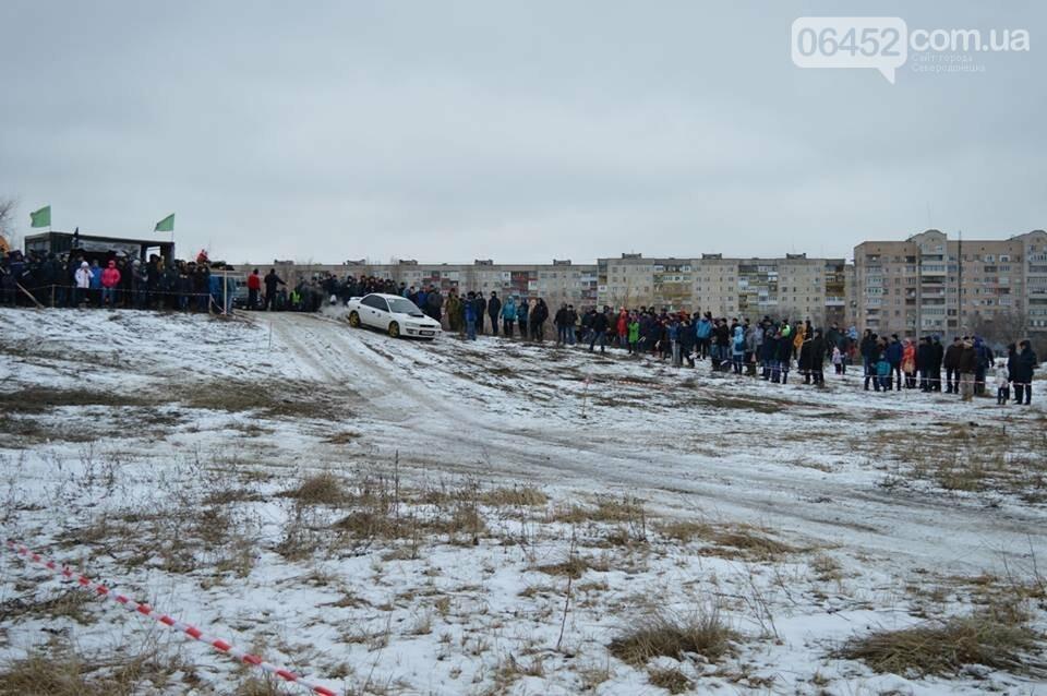 Зимний «Джип-спринт» прошел в Северодонецке (фото), фото-6