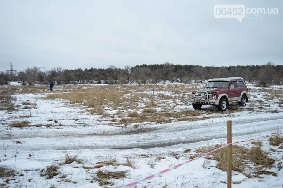 Зимний «Джип-спринт» прошел в Северодонецке (фото), фото-7