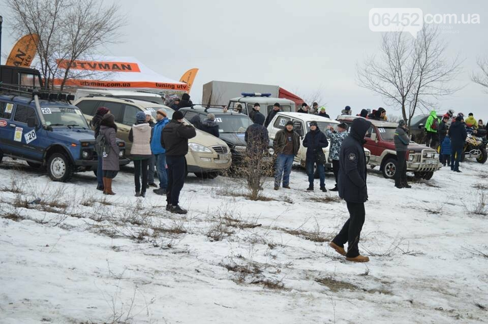 Зимний «Джип-спринт» прошел в Северодонецке (фото), фото-9