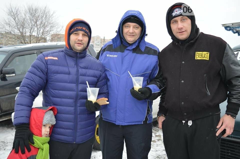 Зимний «Джип-спринт» прошел в Северодонецке (фото), фото-10