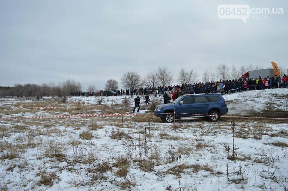 Зимний «Джип-спринт» прошел в Северодонецке (фото), фото-12
