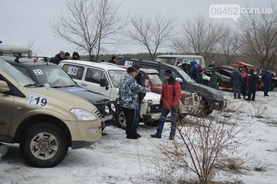 Зимний «Джип-спринт» прошел в Северодонецке (фото), фото-14