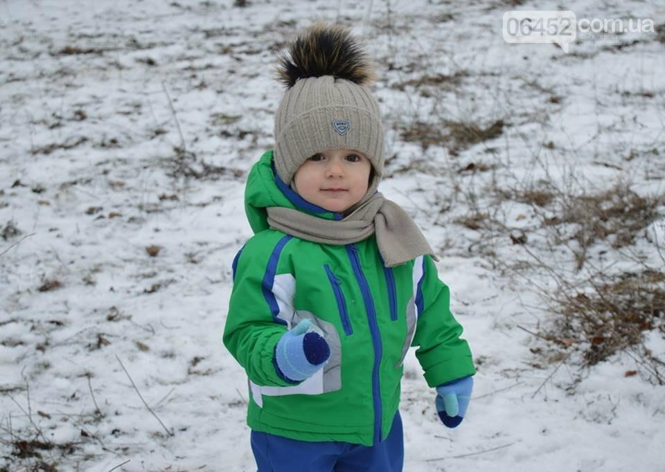 Зимний «Джип-спринт» прошел в Северодонецке (фото), фото-16