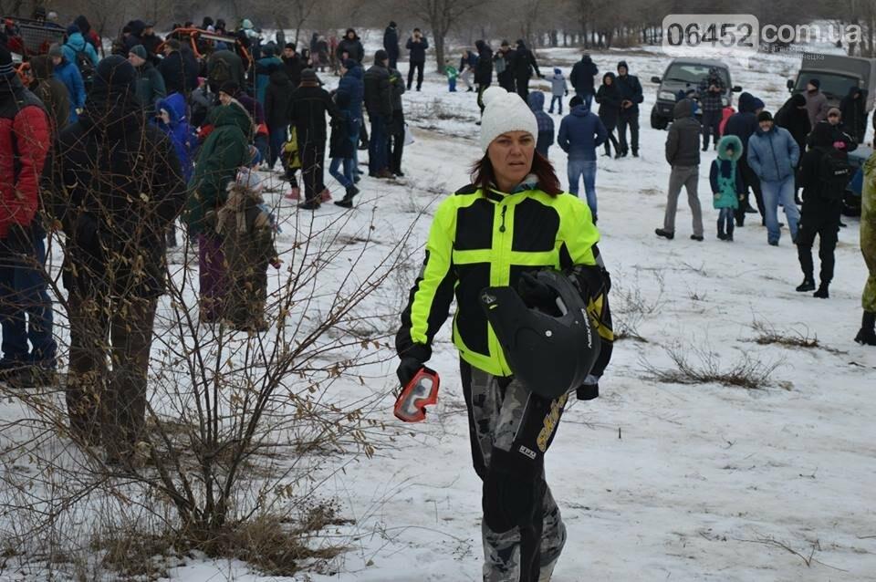 Зимний «Джип-спринт» прошел в Северодонецке (фото), фото-17