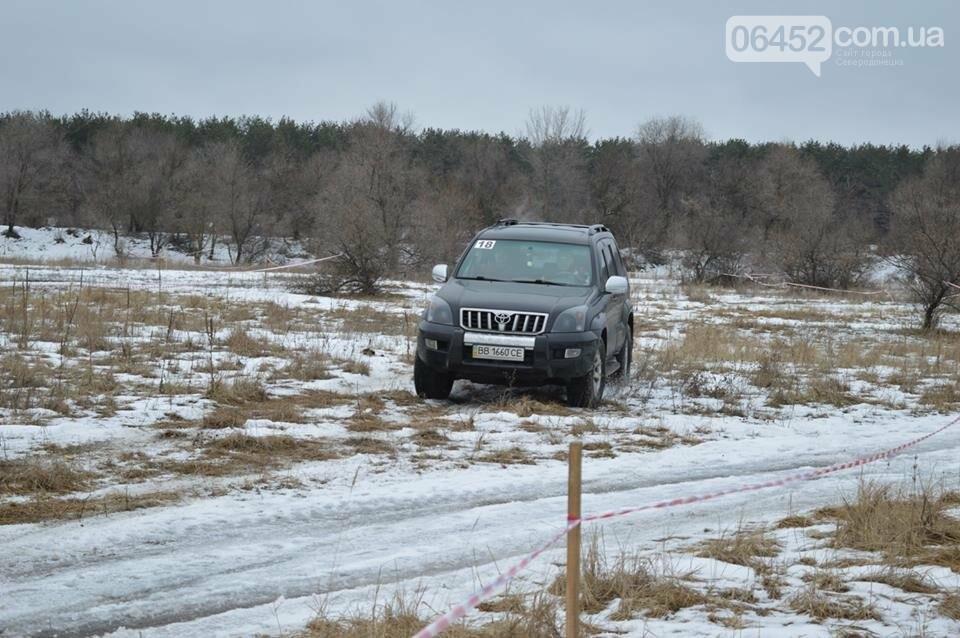 Зимний «Джип-спринт» прошел в Северодонецке (фото), фото-20