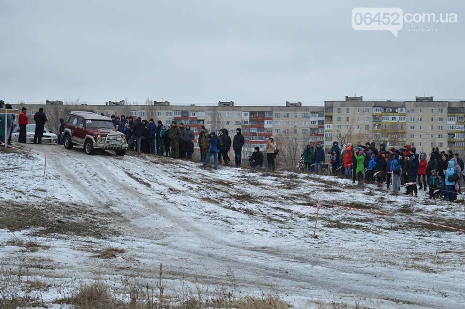 Зимний «Джип-спринт» прошел в Северодонецке (фото), фото-21