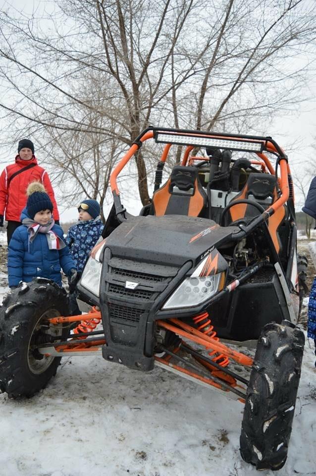 Зимний «Джип-спринт» прошел в Северодонецке (фото), фото-23