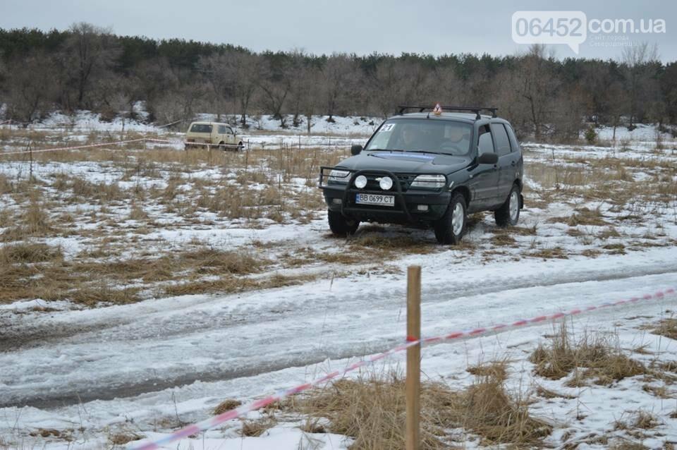 Зимний «Джип-спринт» прошел в Северодонецке (фото), фото-24