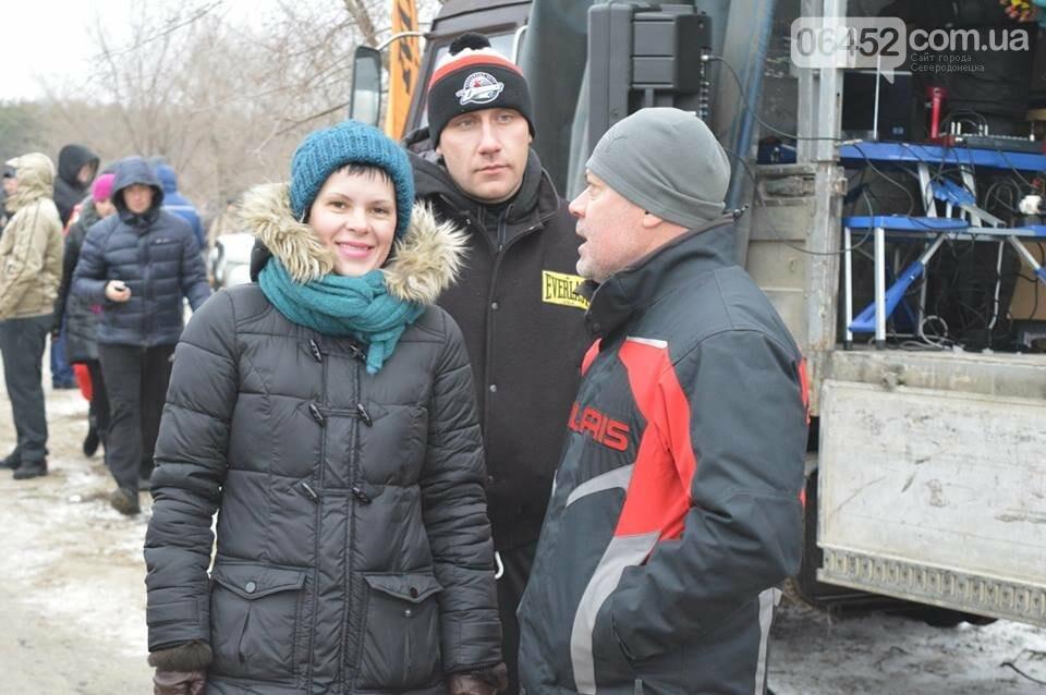Зимний «Джип-спринт» прошел в Северодонецке (фото), фото-25