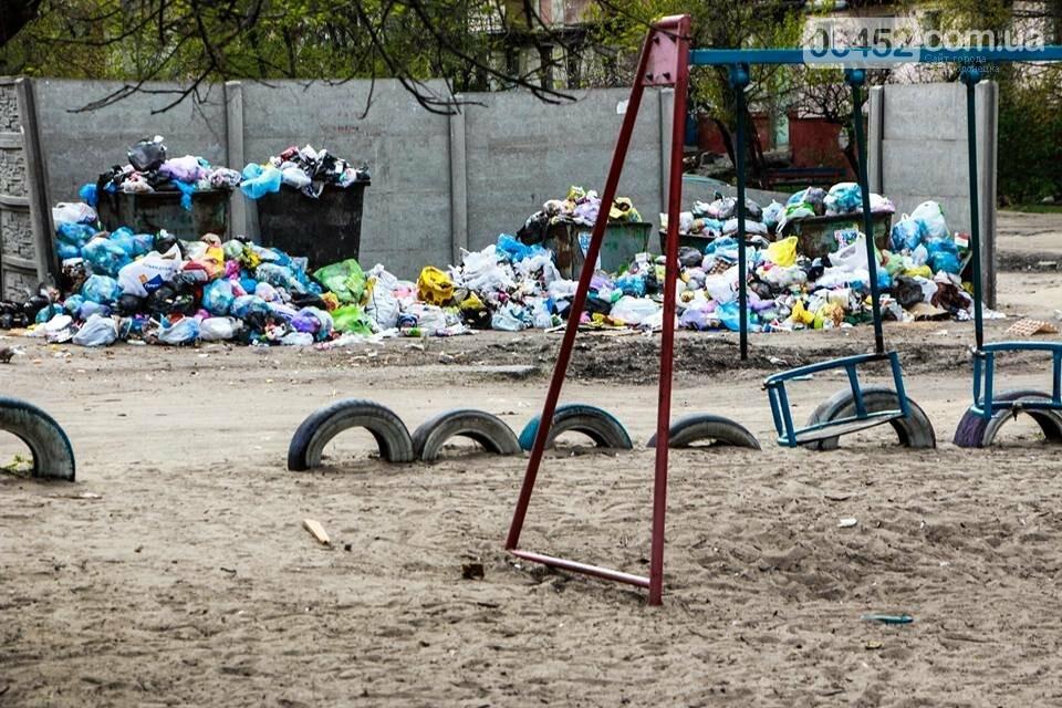 Северодонецк погряз в мусоре (фото), фото-3