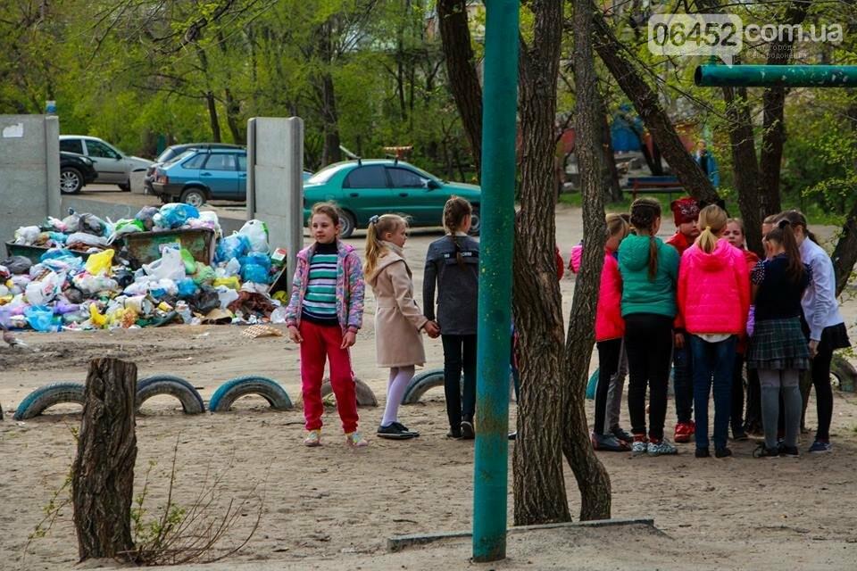 Северодонецк погряз в мусоре (фото), фото-5