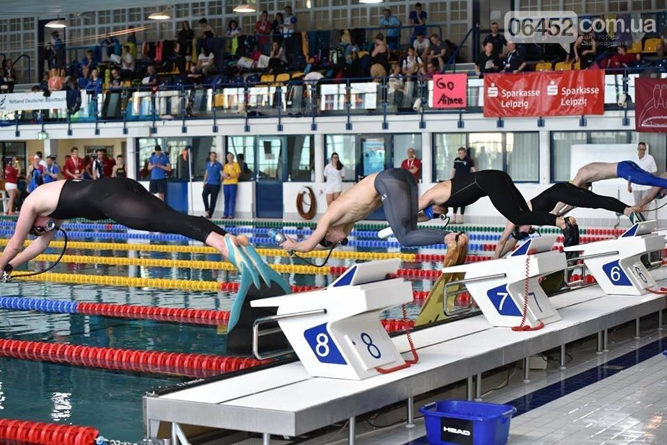 Северодонецкие пловцы отличились в Германии (фото), фото-2
