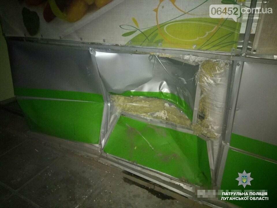 Полицейские разыскали северодончанку, протаранившую магазин (фото), фото-5