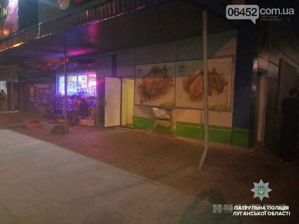 Полицейские разыскали северодончанку, протаранившую магазин (фото), фото-4