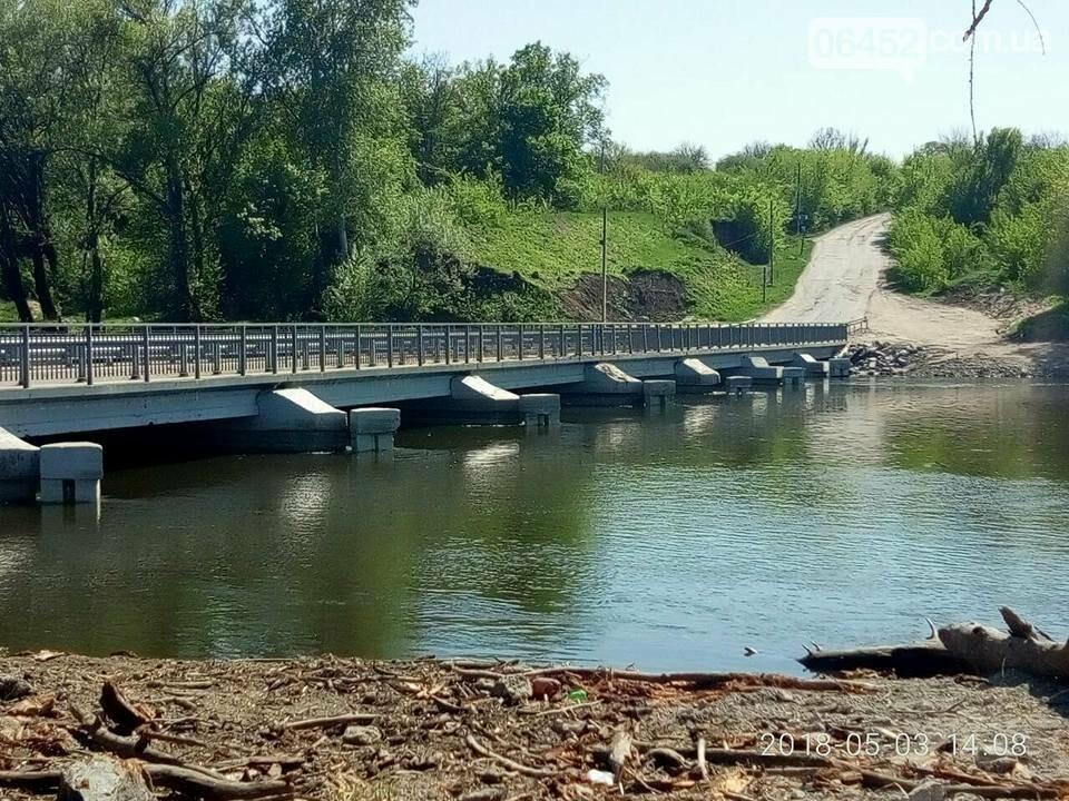 Спасатели и коммунальщики полностью расчистили от поваленных деревьев рубежанский мост , фото-3