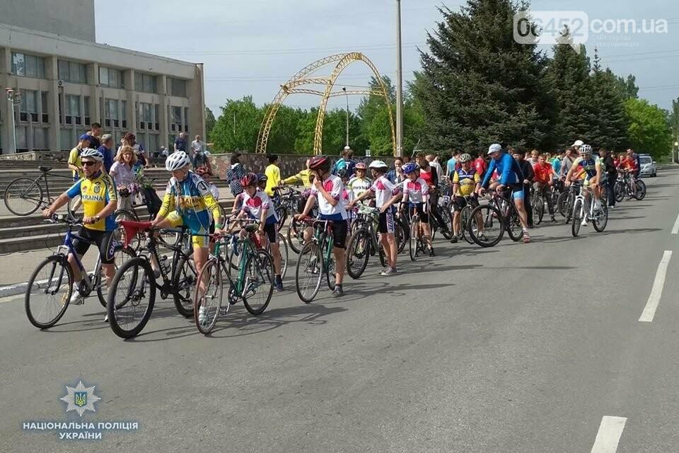 В Рубежном состоялся велопробег «Во имя Победы» (фото), фото-3