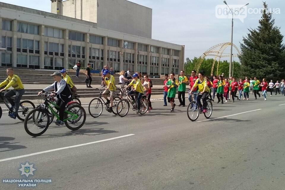 В Рубежном состоялся велопробег «Во имя Победы» (фото), фото-4