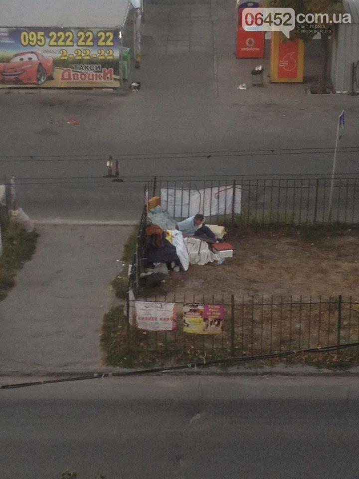 Северодончане о городе: не вывозимый мусор, но поднятые тарифы, убогие дворы (фото), фото-2
