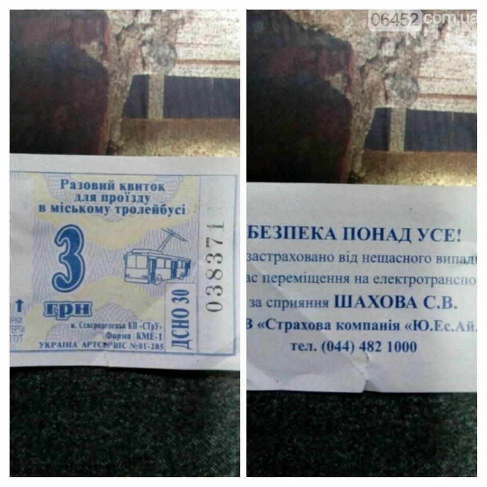 В Северодонецке коммунальщики рекламируют бизнес нардепа, фото-1